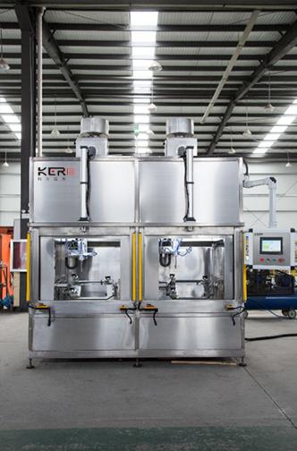 KRZD-TC系列超声波清洗机设备