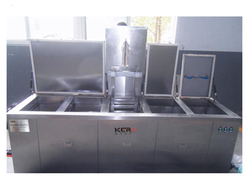 KRDC系列多槽清洗机